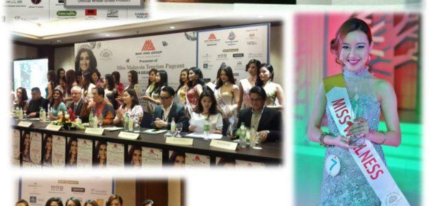 2014 Miss Malaysia tour contest